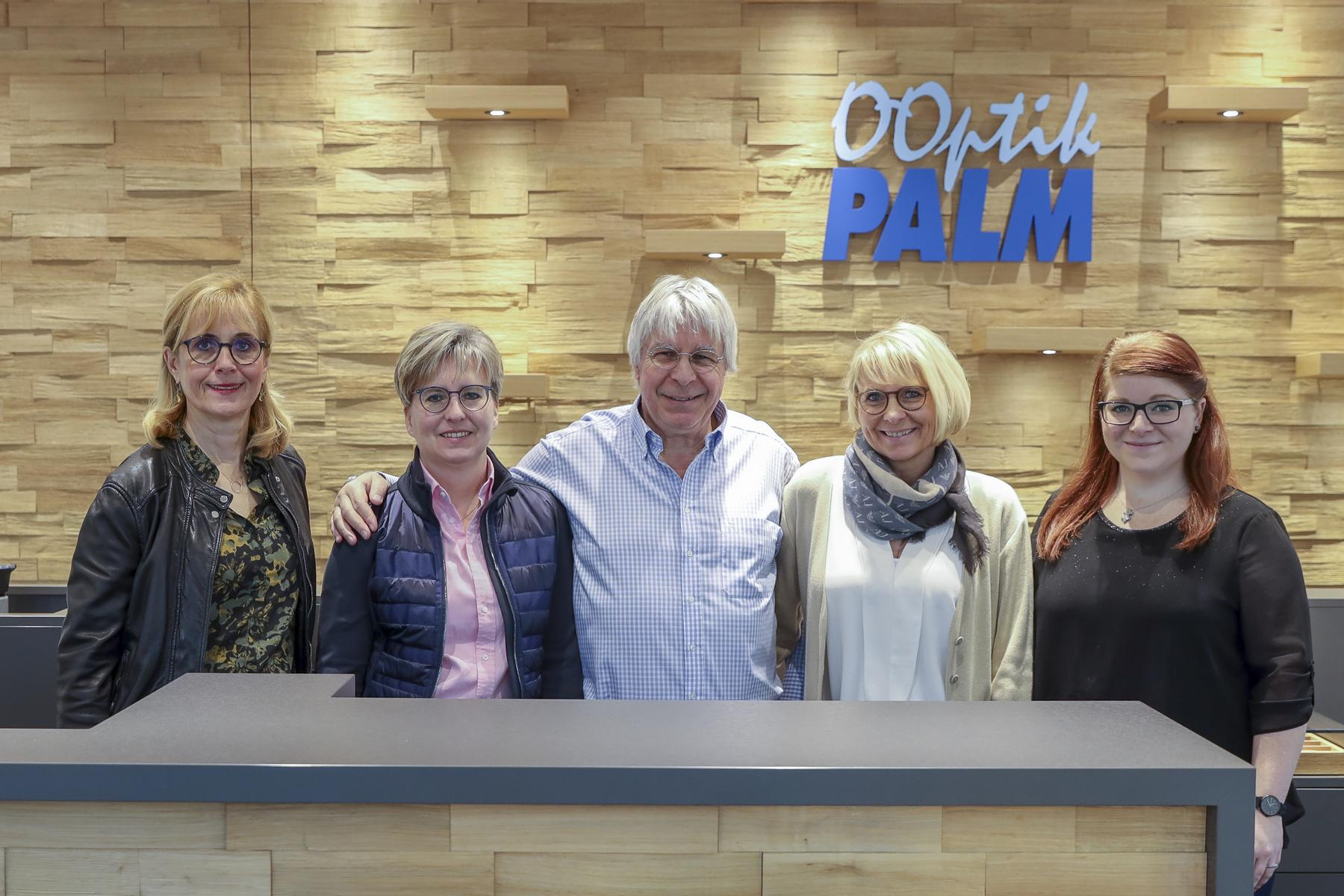 Optik Palm Team